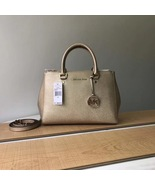 Michael Michael Kors Sutton Medium Leather Satchel - $298.00