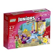 LEGO Junior Ariel's Dolphin Carriage Playset 10723 Disney Princess Build... - $29.99
