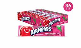 Airheads Candy, Individually Wrapped Full Size Bars for Halloween, Straw... - $20.89