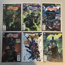 Lot of 6 Detective Comics (2011 2nd Series) #14 16 17 20 21 25 NM Near Mint - $29.70