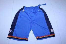 Youth Oklahoma City Thunder YL Jersey Shorts Adidas - $11.29