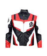 Avengers End Game Quantum Realm Leather jacket - $115.00 - $120.00