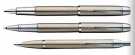 Parker Premium IM BRUSHED METAL CT  Fountain(M)/Roller Ball/Ballpoint Pen - $25.20+