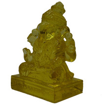 "3.5"" Mini Ganesha Statue Lord Ganesh Ganesha Deity Great God Thai Hindu Mini Amu - $34.88"