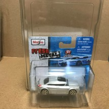 Grey 2001 Dodge Super 8 Hemi Concept NIB Maisto  Diecast Car BA - $9.41