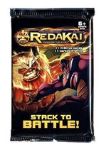Redakai Card Game HOBBY Edition X-Drive Power Pack booster Pack (11 Cards) - $7.49