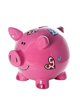 Mousehouse Gifts Large Big Pink Pig Money Box Toy Coin Savings Piggy Ban... - $33.81