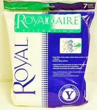 Royal Type Y Vacuum Cleaner Bags 43655127, RO-AR10140 - $23.58