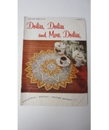 1 VTG 1955 Star Doily Book #120 Doilies Doilies and More Doilies Booklet... - $8.99