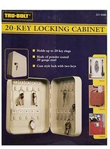 Tru-Bolt 20-Key Locking Cabinet - $24.75