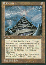 Magic: The Gathering: Fallen Empires - Delif's Cone - $0.25