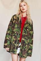 British army soldier 95 ripstop jacket parka coat Military camo camoufla... - $22.00