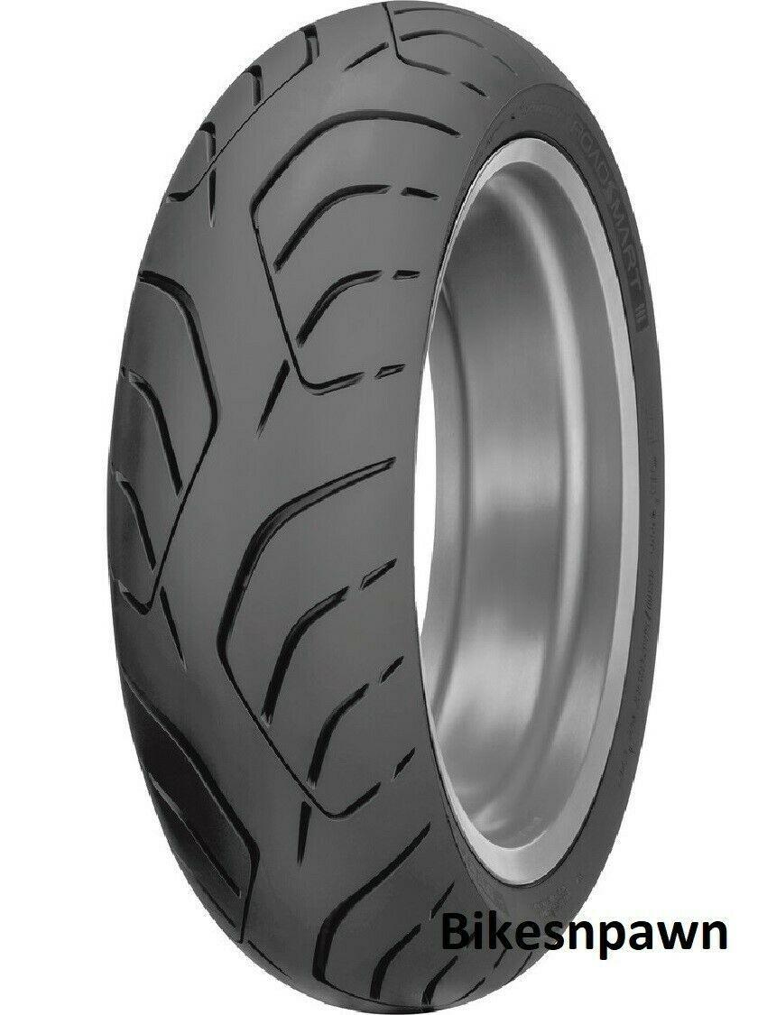 New 190/55ZR17 Dunlop Roadsmart III Rear High Mileage Sport Touring Tire 75W TL