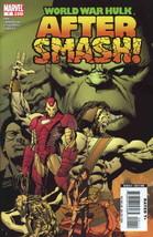 World War Hulk: Aftersmash #1 FN; Marvel | save on shipping - details in... - $1.50