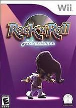 Rock 'N' Roll Adventures (Nintendo Wii, 2007)M - $5.23