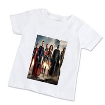 Justice League Unisex Children T-Shirt (Available in XS/S/M/L)       - $14.99