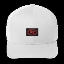 San Francisco hat / 49ers hat // San Francisco Trucker Cap Cap image 6