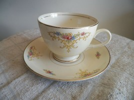 Homer Laughlin Rochelle cup and saucer 3 available - $5.49