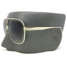 Men's Classic Vintage Luxury Hip Hop RETRO Style SUN GLASSES Gold & Blac... - $14.84