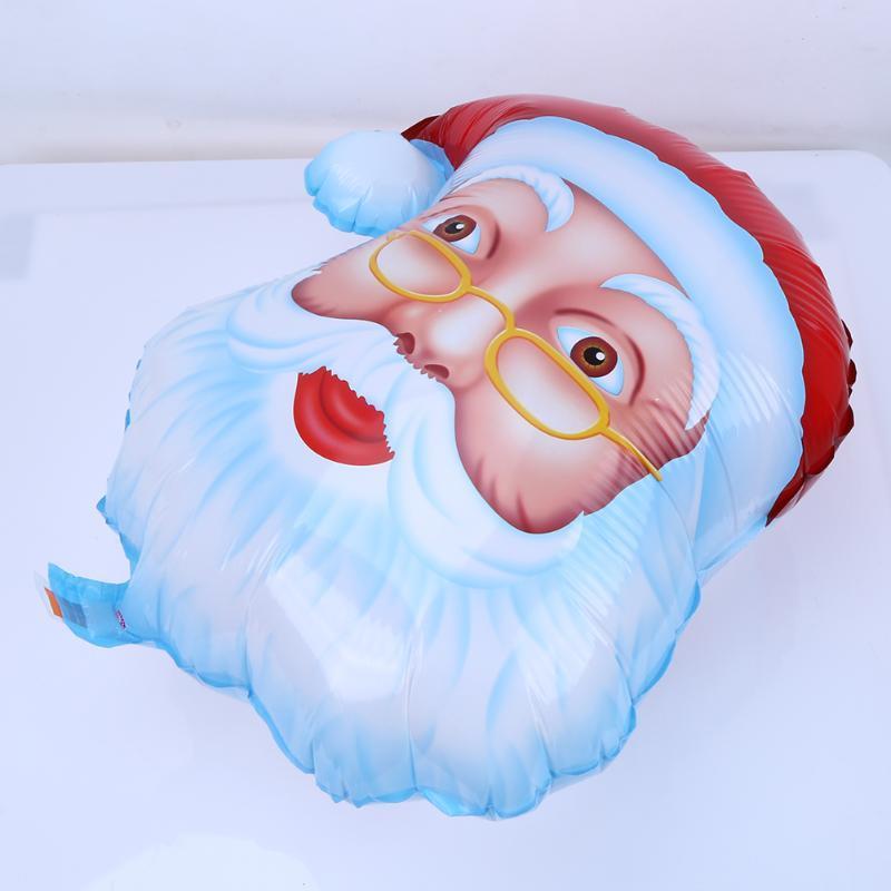 Christmas Balloon Film Decoration Aluminum Balloons Cartoon Party Supplies Ballo