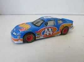 MATTEL HOT WHEELS DIE CAST BLUE GRAND PRIX CAR #44 1996   H2 - $5.83