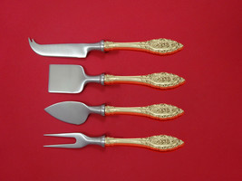 Grand Majesty by Oneida Sterling Silver Cheese Serving Set 4 Piece HHWS  Custom - $369.00