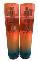 2 NEW BATH & BODY WORKS FIJI SUNSHINE GUAVA-TINI FINE FRAGRANCE MIST SPR... - $22.00