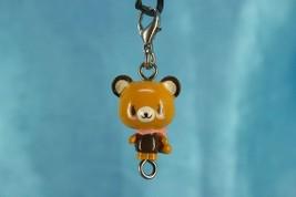 Epoch Sanrio Tenorikuma Mini Charm Zipper Pull Figure Maple - $19.99