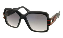 Authentic Cazal Sunglasses Cazal 623 Col 302 Black Red Frames Gray Lens ... - $356.39
