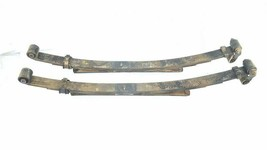 Main Rear Leaf Springs Set of 2 OEM 99 00 01 Ford F250 F350 - $508.20