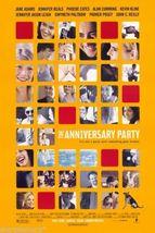 2001 THE ANNIVERSARY PARTY Poster 13x20 Jennifer Jason Leigh Movie Promo - $7.99
