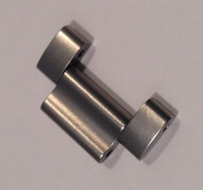 Tag Heuer Mid 4000 Satin Matte Link & Pin BA0513 FM0001 WF22 WF12 16MM New Auth - $34.03