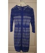 New purple lace dress - $50.00
