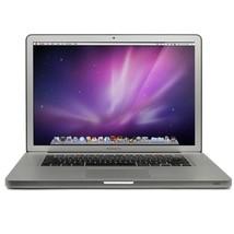Apple MacBook Pro Core 2 Duo P8700 2.53GHz 4GB 320GB DVDRW 15.4GeForce 9... - $403.38