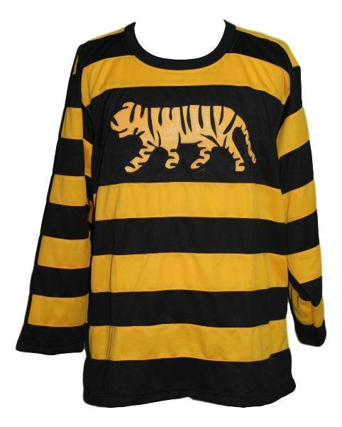 Hamilton tigers retro hockey jersey   1