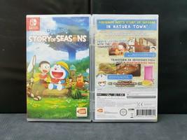 (ASIA ENGLISH VERSION) Nintendo Switch Doraemon Story of Seasons (Brand ... - $62.70