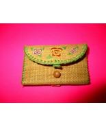 American Girl Kit Kittredge Small Earth Friendly Clutch Purse for Meet O... - $14.84