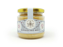Bio Organic Heather Honey 450gr-15.87oz From Arkadia 100% Organic Honey - $33.36