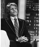 Ryan O'Neal Guest On Tonight Show 16X20 Canvas Giclee - $69.99