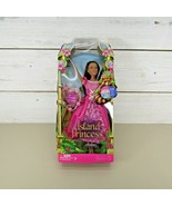 Barbie The Island Princess Doll 2007 Mattel 3+ Pink Dress With Bracelet New  - $27.72