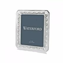 WATERFORD Crystal Wedding Heirloom 8 x 10 Frame New In Waterford Box # 1... - $242.55