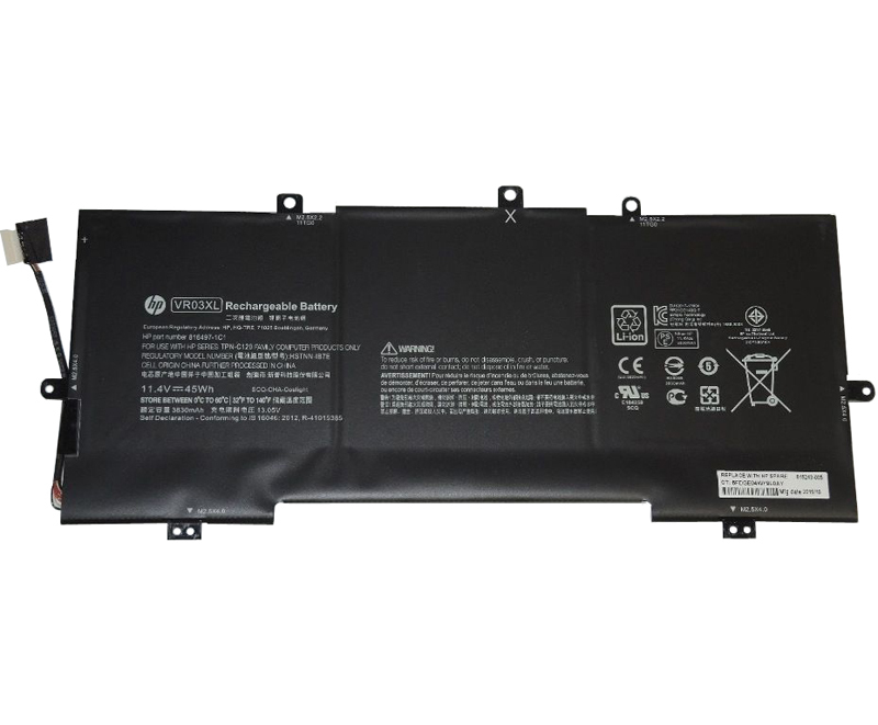 Primary image for VR03XL 816243-005 HP Envy Notebook 13-D036TU P6N09PA Battery