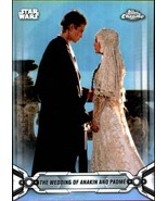 Refractor #50 The Wedding of Anakin and Padme - £2.25 GBP