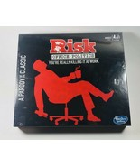 Hasbro Risk Office Politics Board Game A Parody of the Classic Adult Par... - $23.36