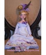 """Brigette - A Tuck Comb Inspired Doll"" PDF Digital E-Pattern By Marla Ni... - $27.00"