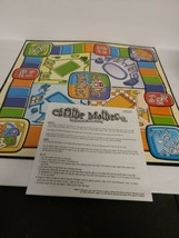 Chatter Matters Family Board Game Replacement Parts - Game Board & Direc... - $7.50
