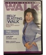 Leslie Sansone: Belly Blasting Walk (DVD) - $13.99