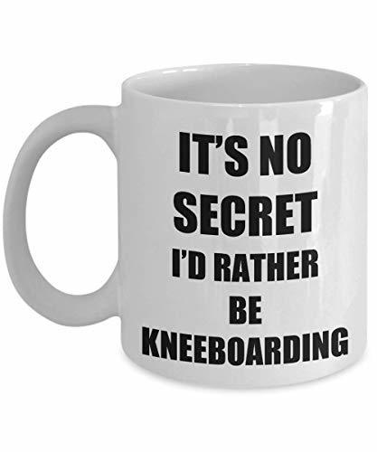 Kneeboarding Mug Sport Fan Lover Funny Gift Idea Novelty Gag Coffee Tea Cup