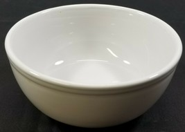 """I) Today's Home White 6"""" Cereal Soup Bowl Dishwasher Microwave - $4.94"""