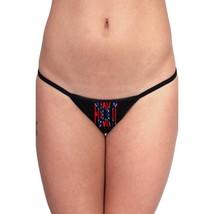 Women's Sexy Thong F**k It - Rebel - $19.95